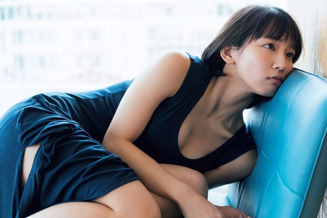 週刊プレイボーイ 吉岡里帆 グラビア