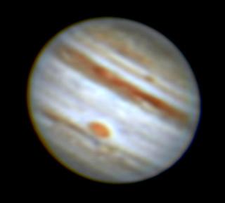 セレストロン 木星 撮影