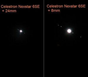 Celestron 93230 8 to 24mm 1.25 Zoom Eyepiece セレストロン ズームアイピース