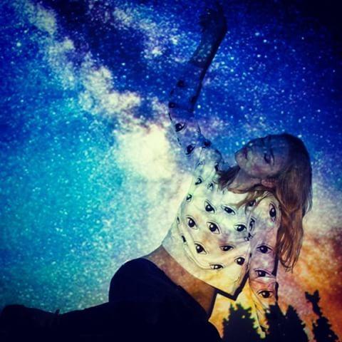 天体観測 デート 女の子