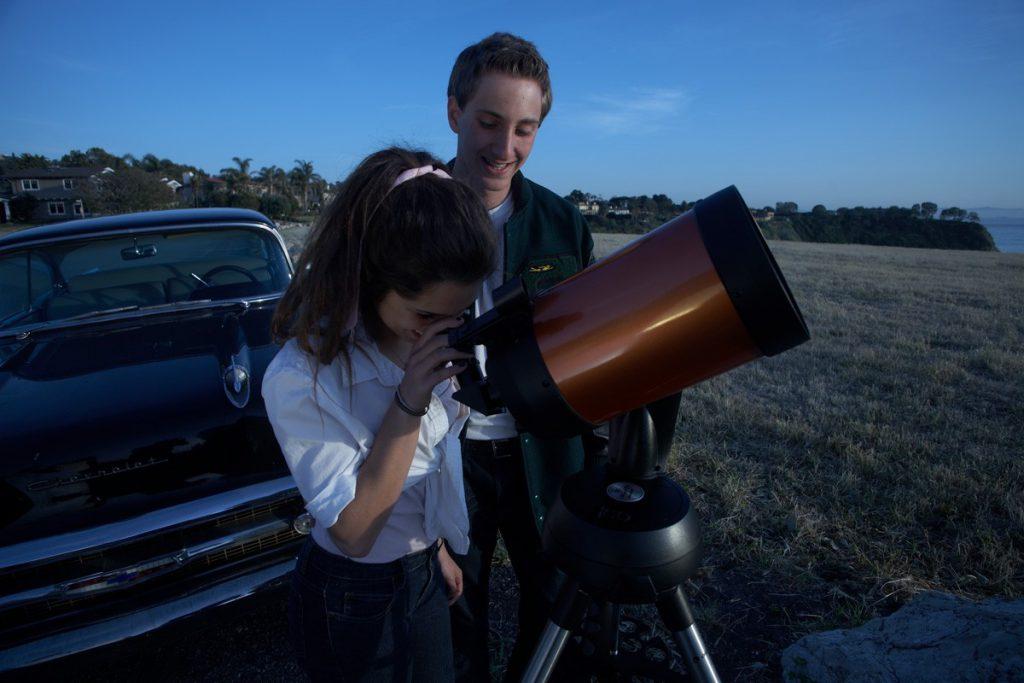 天体観測 デート