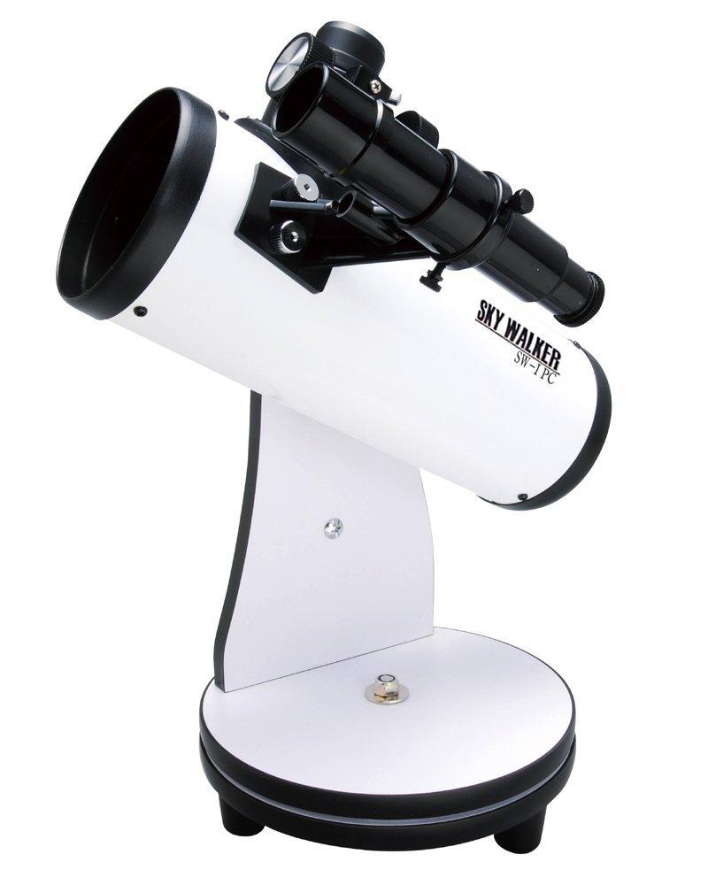 女性におすすめ天体望遠鏡/Kenko・SKY WALKER SW-I PC・PC接続対応 デジタルアイピース付属