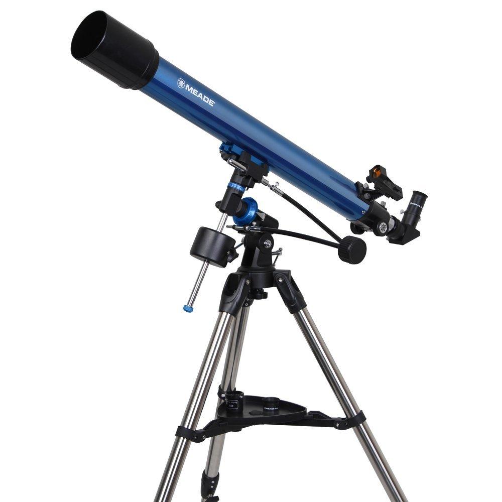 女性におすすめ天体望遠鏡/MEADE(ミード) 天体望遠鏡 EQM-70