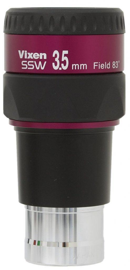 Vixen(ビクセン)天体望遠鏡接眼レンズ・SSW3.5mm パープルメタリック