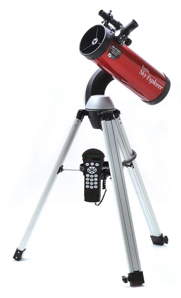 女性におすすめ天体望遠鏡/Kenko(ケンコー)スカイエクスプローラー SE-GT100N