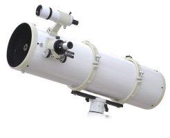 女性におすすめ天体望遠鏡/Kenko(ケンコー)NEW Sky Explorer SE200N CR 鏡筒のみ 反射式 口径200mm 焦点距離1000mm ニュートン式
