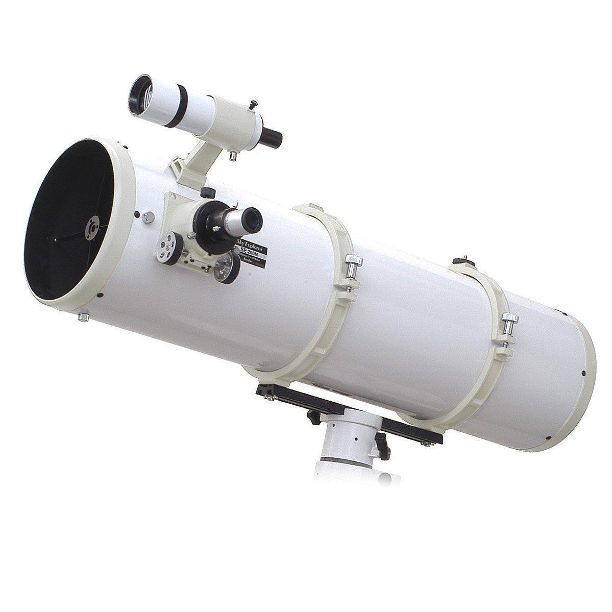 女性におすすめ天体望遠鏡/Kenko NEW Sky Explorer SE200N CR 鏡筒のみ