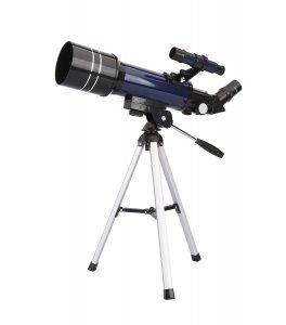 女性におすすめ天体望遠鏡/GEERTOP ウルトラクリア 高品質 天文 屈折 望遠鏡 卓上三脚 ファインダースコープ付き