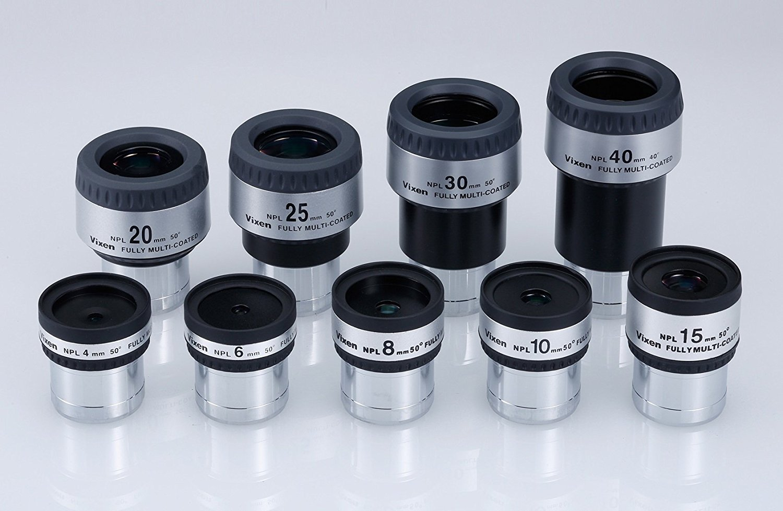 Vixen(ビクセン) 天体望遠鏡・アイピース(接眼レンズ) NPLシリーズ NPL10mm