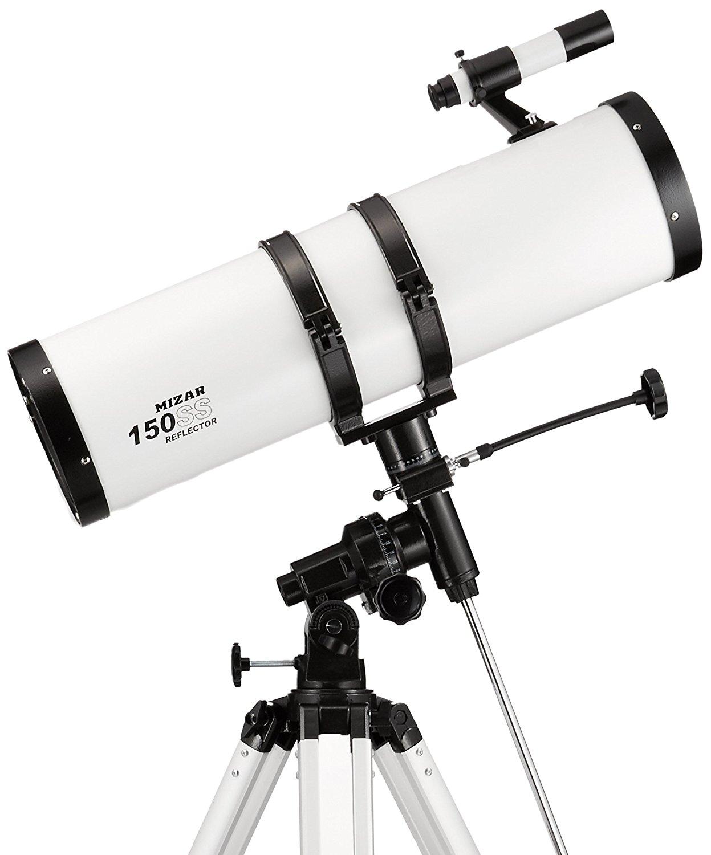 女性におすすめ天体望遠鏡/MIZAR-TEC(ミザール) LTH-150SS