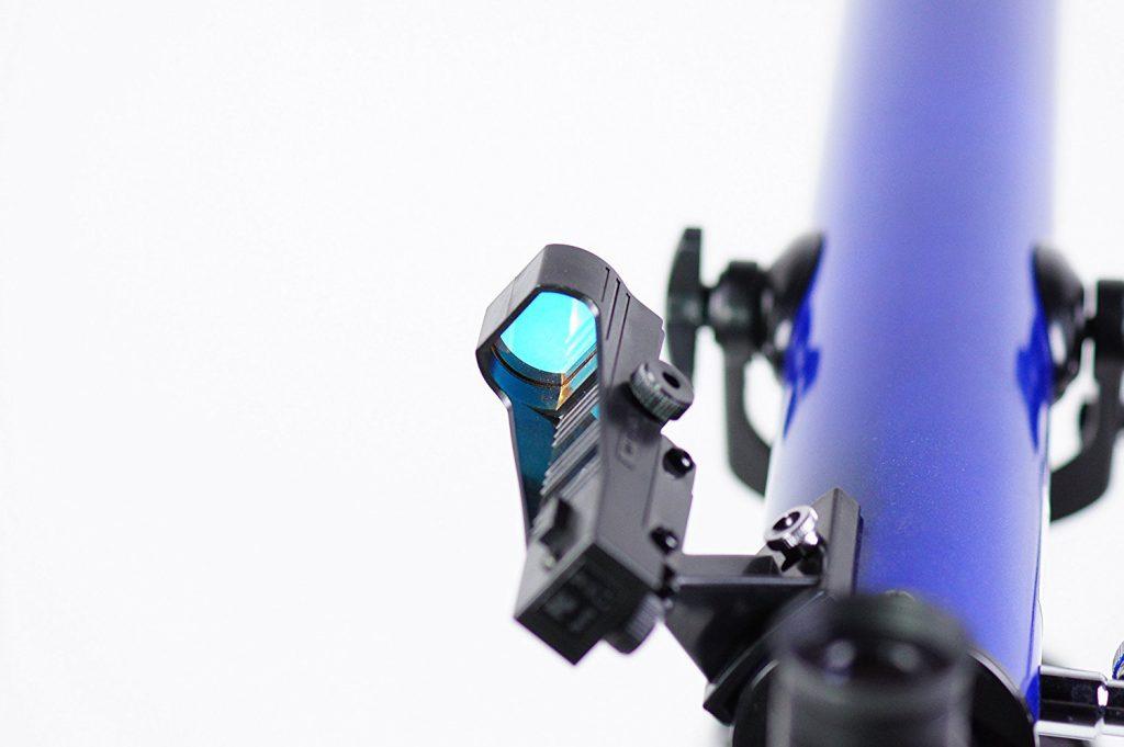 女性におすすめ天体望遠鏡/MEADE(ミード)AZM-60 星空散歩ライトII 観測キット アクロマート 口径60mm 焦点距離800mm 屈折式
