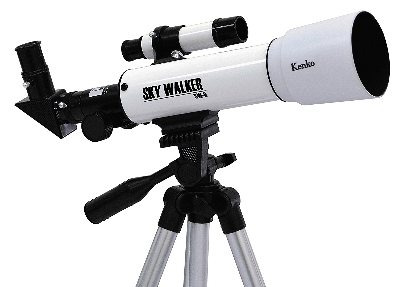 女性におすすめ天体望遠鏡/Kenko・SKY WALKER SW-0・天体・地上両用