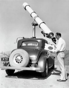 天体観測 デート 天体望遠鏡