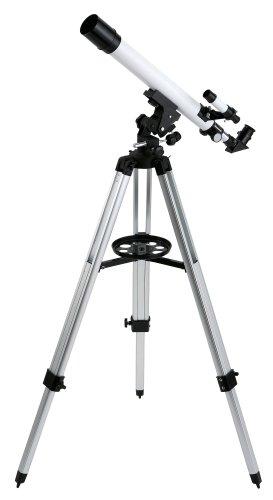 持ち運びに便利、3つのアイピースとバローレンズでいろんな倍率で観測を楽しめるコンパクト天体望遠鏡・Vixenスペースアイ50M
