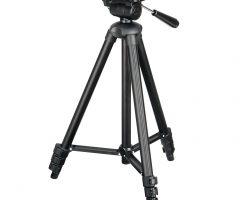 【HAKUBA 4段三脚】手作り・組み立て式天体望遠鏡におすすめのコスパのいい三脚。15倍以上の天体望遠鏡には三脚が必須!