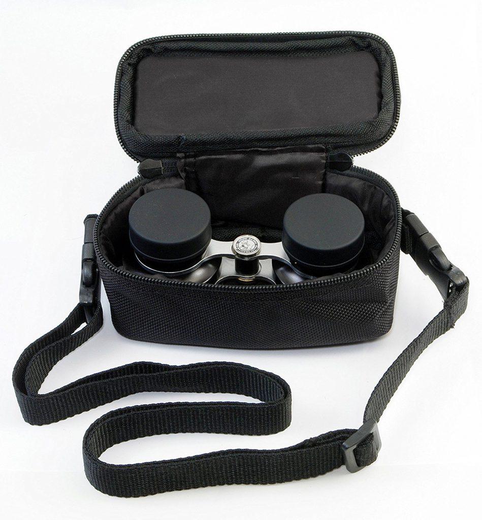 小さい子供にはちょっと難しい双眼鏡で失敗しない為の超広視野の天体観測用双眼鏡。笠井トレーディング・WideBino28/ワイドビノ28