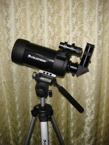 C90 セレストロン 火星 天体望遠鏡