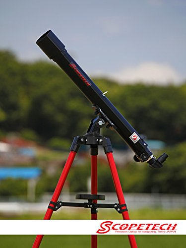 小学生に最適・長く使うならラプトル60。月のクレーター、木星、土星の模様まで観測できる天体望遠鏡