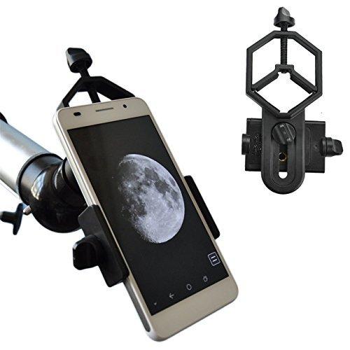 スマートフォンアダプター天体撮影