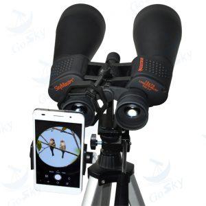 スマートフォン アダプター 天体撮影