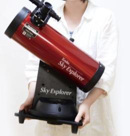 卓上天体望遠鏡 自動追尾 土星